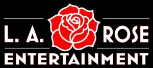 L A Rose Entertainment Logo