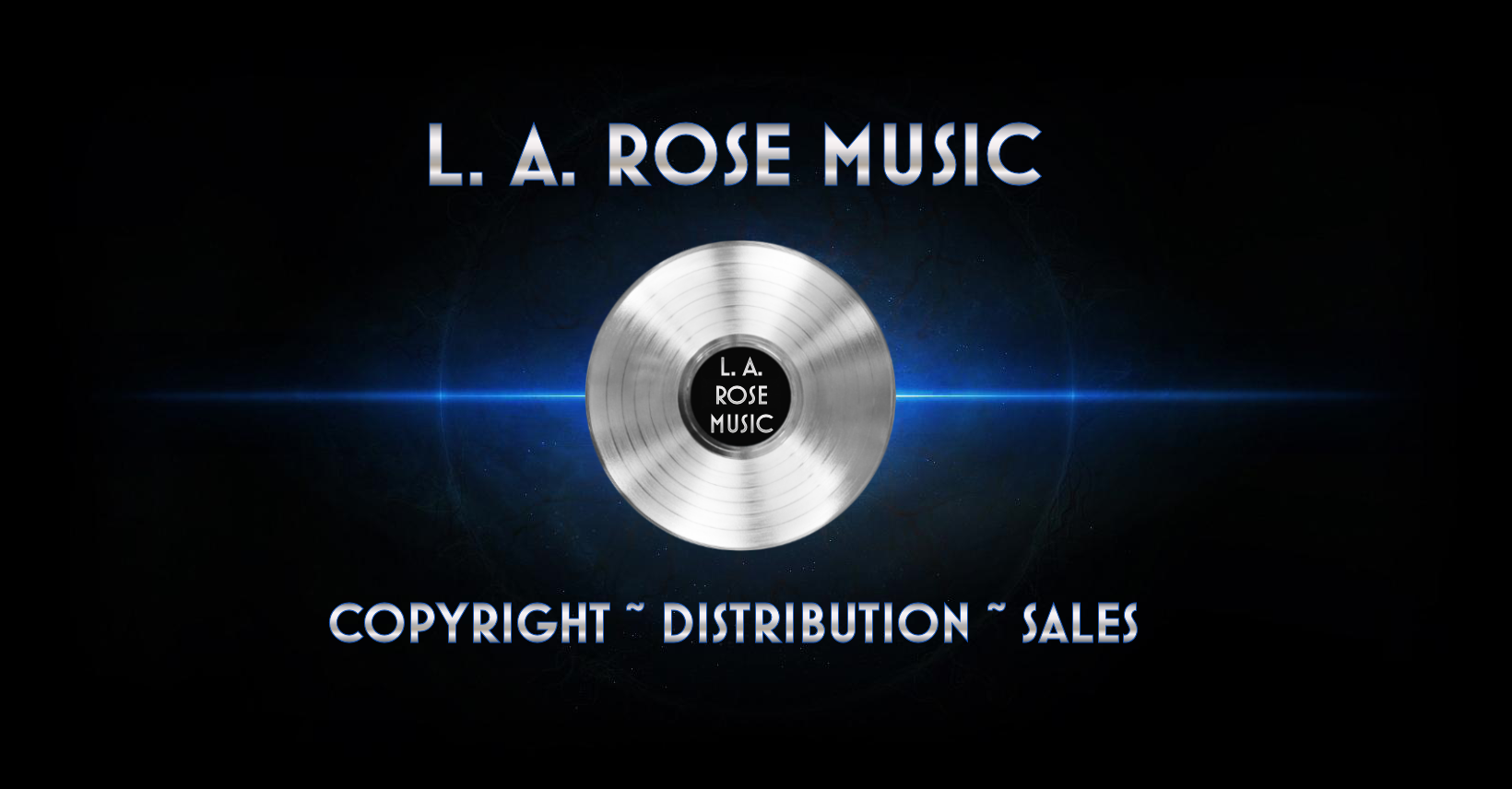 L A Rose Entertainment Music Record Label